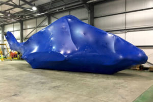 helicopter-in-storage